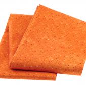 Wilmington Essentials - Petite Dots Orange 3 Yard Cut