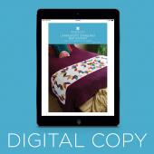 Digital Download - Carpenter's Starburst Bed Runner Pattern by Missouri Star