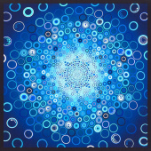 Effervescence - Water Digitally Printed Panel