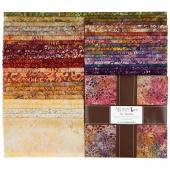 Artisan Batiks - Inspired by Nature Ten Squares