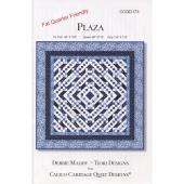 Plaza Quilt Pattern