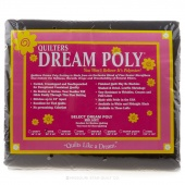 Quilter's Dream Poly Select Midnight Crib Batting