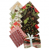 Christmas in the Wildwood Fat Quarter Crystals