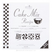 Cake Mix Recipe 4 by Miss Rosie's Quilt Co
