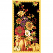 Autumn Time - Autumn Black Panel