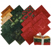 Season's Splendor Batiks Fat Quarter Bundle