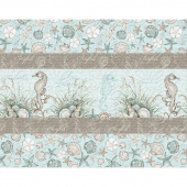 Coastal Wishes Place Mat Kit