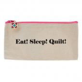 Eat! Sleep! Quilt! Bag