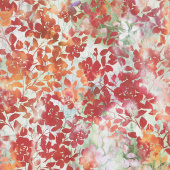 Haven - Roses Red Yardage