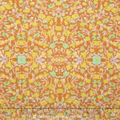 Sundance - Floral Orange Yardage