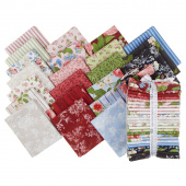 Farmhouse Rose Fat Quarter Bundle
