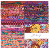 "Kaffe Fassett Collective August 2020 Hot 10"" Squares"