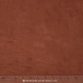 Primitive Muslin Flannel - Rust Yardage