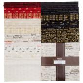 Sewing with Singer Metallic Ten Squares