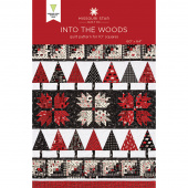 Into the Woods Quilt Pattern by Missouri Star