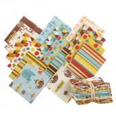 Giraffe Crossing 2 Fat Quarter Bundle