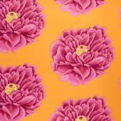 "Kaffe Fassett - Pink Bloom 108"" Wide Backing"
