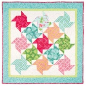 Amy Smart's Spinning Star Quilt Kit