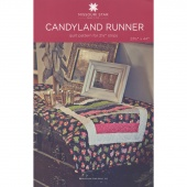 Candyland Runner Pattern by Missouri Star
