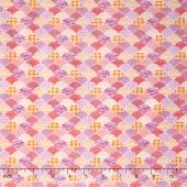 Kitchen Love - Scallop Pink Yardage