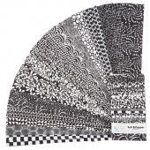 Salt N Pepper Batiks Strips