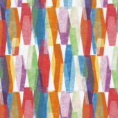"108"" Quilt Back - Lava Lamp White 108"" Wide Backing"