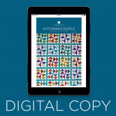 Digital Download - Dutchman's Puzzle Pattern by Missouri Star