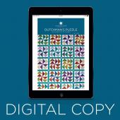 Digital Download - Dutchman's Puzzle Pattern by Missouri Star