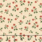Prairie Dreams - Blossoms Tan Yardage