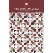 Nine-Patch Madness Quilt Pattern by Missouri Star