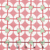Sweet Christmas - Presents Peppermint Yardage