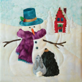 A Winter's Tale Art Print Panel