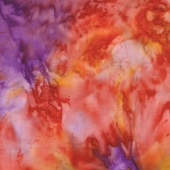 "108"" Wide Back Batik - Solid Lava Flow Backing"