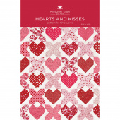 Hearts and Kisses Quilt Pattern by Missouri Star