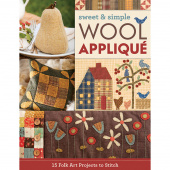 Sweet & Simple Wool Appliqué Book