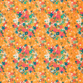 Legendary - Femme Metale Bold Sunflower Yellow Yardage