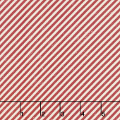 American Valor - Stripes Red Yardage
