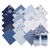 Blue Carolina Fat Quarter Bundle