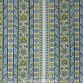 La Provence - Stripes Ivory Yardage