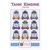 Tank Engine Friends Quilt Pattern