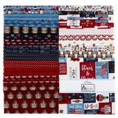"Celebrate America! 10"" Stackers"