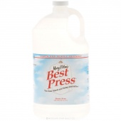 Best Press Spray Starch Scent Free Gallon Refill