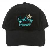 Quilting Queen Baseball Cap