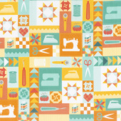Missouri Star Souvenir Collection - Missouri Star Collage Multi Yardage