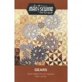Gears Pattern from Man Sewing