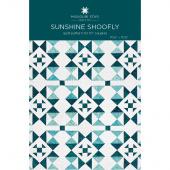 Sunshine Shoofly Quilt Pattern by Missouri Star