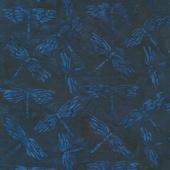 Buttercup Batiks - Dragonfly Storm Yardage