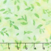Artisan Batiks - Sunny Day Leaves Leaf Yardage