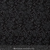 Folio Basics - Sprig Black Yardage