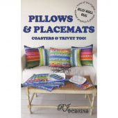 Pillows & Placemats, Coasters & Trivet Too! Pattern